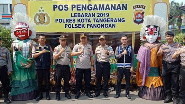 Perayaan Paskah, Polda Banten Laksanakan Pengamanan