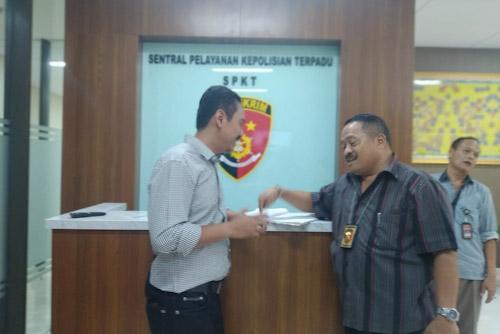 ALIPP Laporkan Dugaan Korupsi di Dindik Banten ke Bareskrim