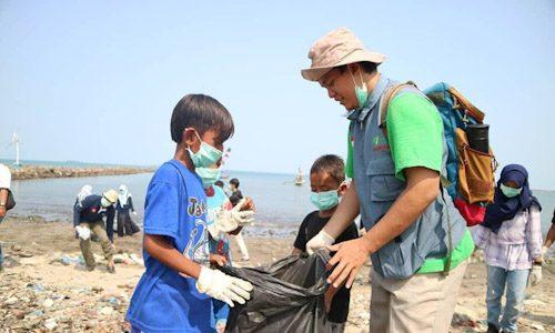 Dunia Serentak Gelar World Cleanup Day, Relawan Banten: Bersihkan Indonesia dari Sampah