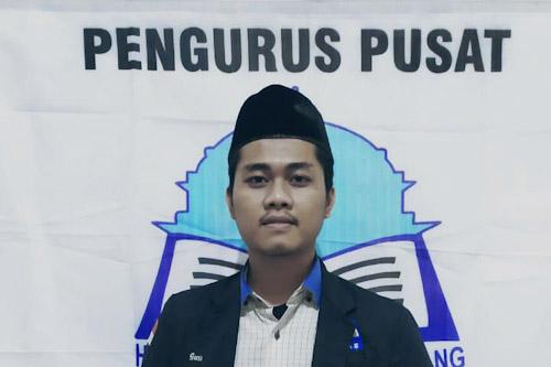 Wakil ketua umum PP HAMAS Serang Gustian Irwansyah