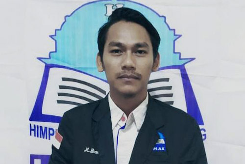 Ketua HAMAS Kota Serang Busairi