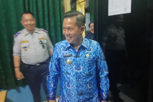 Walikota Serang Syafrudin