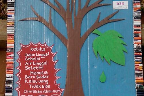 Dlh Kota Tangerang Adakan Lomba Lingkungan Hidup Tingkat Sd