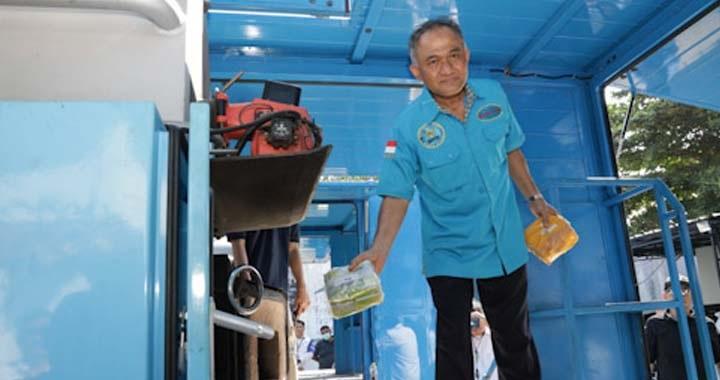 BNN RI Musnahkan Shabu 72,42 Kilogram