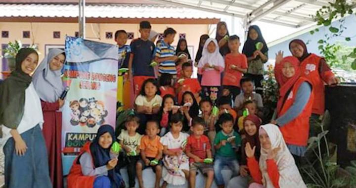 Kampung Dongeng Segera Hadir di Kota Serang 1