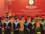 Matana University Wisuda 106 Sarjana dan Dies Natalies V