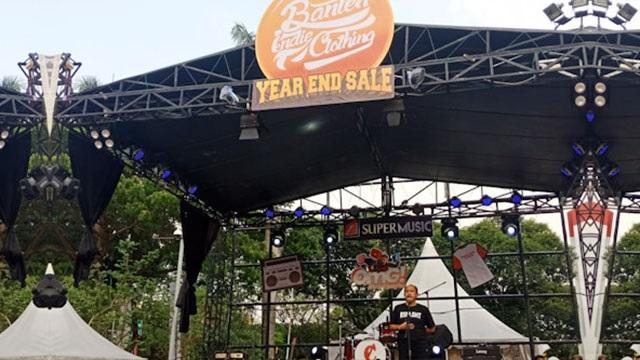 Banten Indie Clothing Dimulai, Brand Lokal Tak Ketinggalan