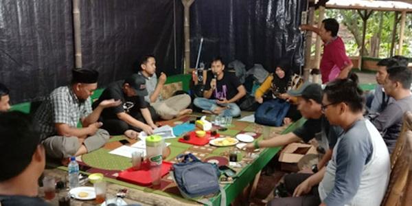 Foto Jambore Relawan Se-Banten 2019 Diadakan di Buper Cikujang