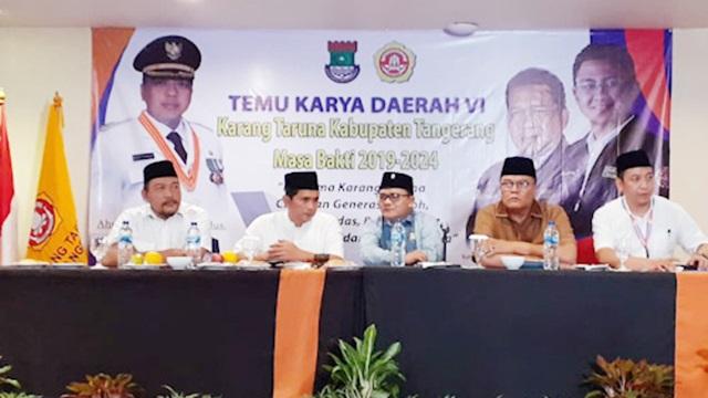 karang taruna kabupaten tangerang