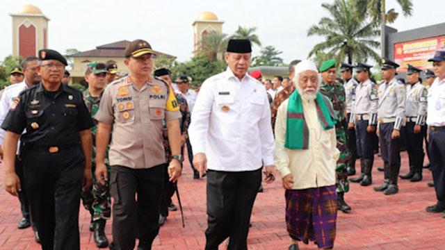 Polda Banten Apel Pasukan Operasi Lilin Kalimaya 2019