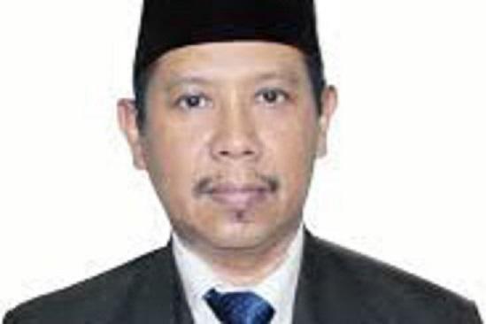 Kepala Kementrian Agama (Kemenag) Kota Serang, H. Kosasih