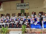 Bahana Citra Islami Pertahankan Juara Competition Marching CAT