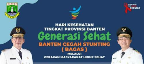 Gubernur Akan Canangkan 'Banten Bebas Gizi Buruk'