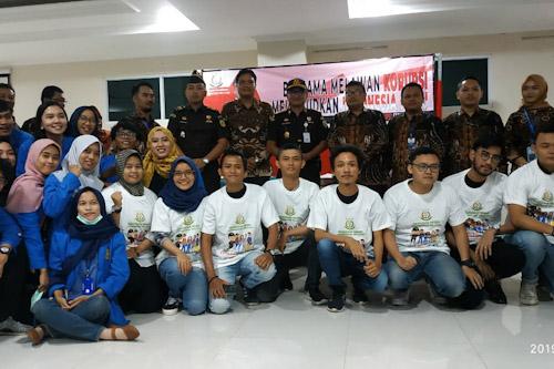 Skor Indeks Persepsi Korupsi Indonesia Naik Satu Poin
