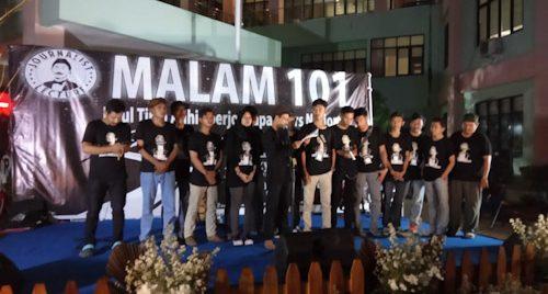 Walikota Serang Dukung Journalist Lecture Community