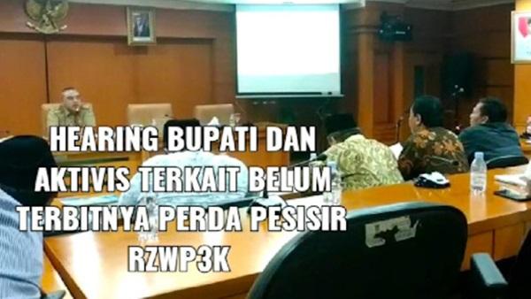 Foto Klarifikasi Beredarnya Cuplikan Video Bupati Tangerang di Medsos