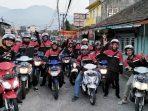Komunitas motor Yamaha Nouvo1