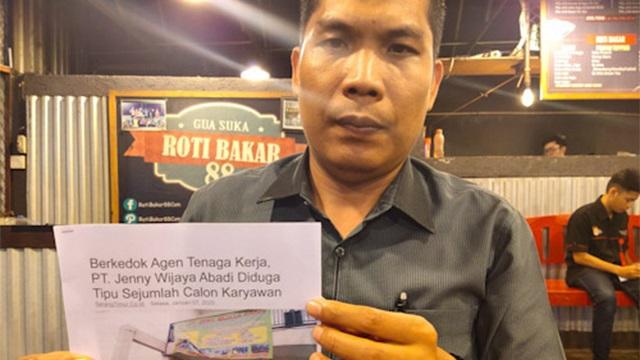 foto Direktur PT. Jenny Wijaya Abadi Adam