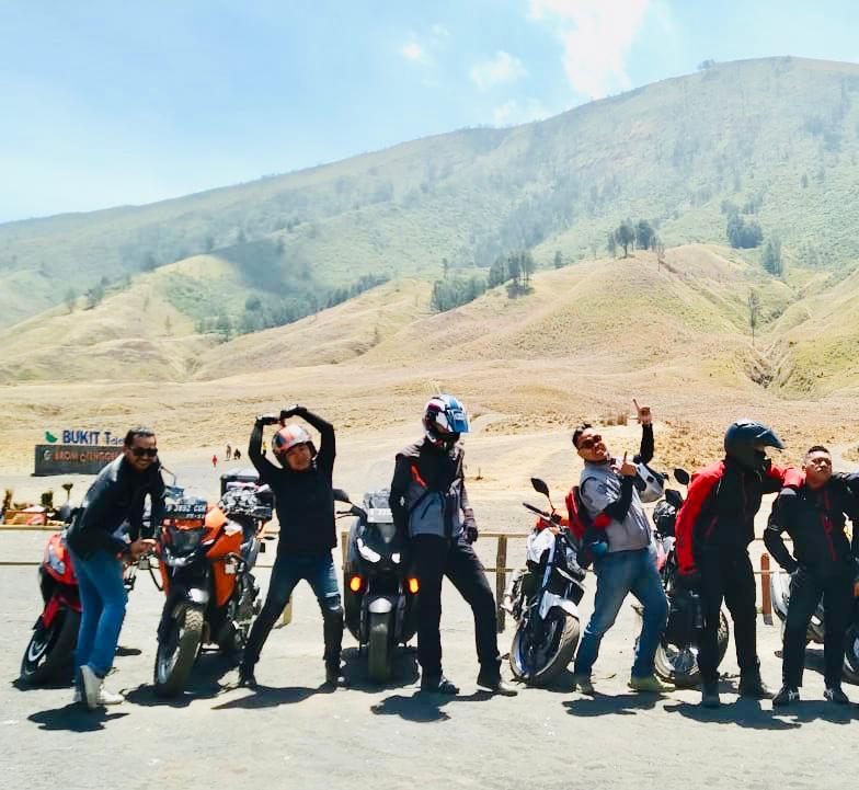 17Touring Gas Tangerang Menuju Bali2