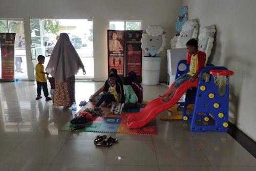 Tingkatkan Pelayanan, Polresta Bandara Soetta Sediakan Ruang Ramah Anak