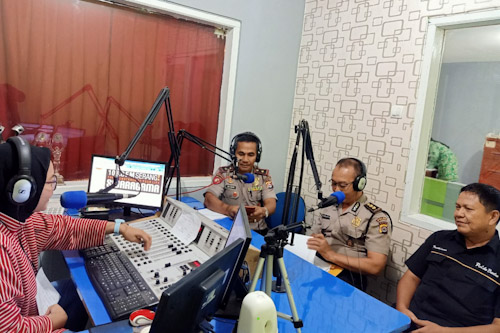 Talk Show di Radio