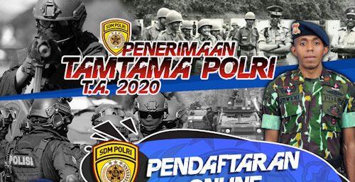 Polda Banten Kembali Terima Calon Taruna Akpol, Bintara dan Tamtama