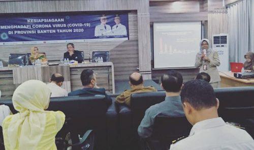 RSKM Cilegon Bantah Keberadaan Pasien Suspect Corona