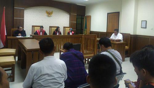 Sidang Perkara Hibah Bansos Cilegon Tidak Dihadiri Penggugat, Hakim: Gugur