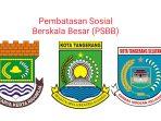 Menkes Tetapkan PSBB di Banten Untuk Tangerang Raya