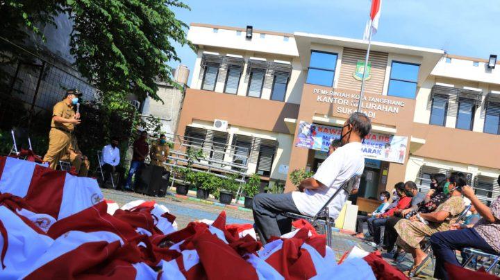 Arief Distribusikan 12.451 Paket Sembako