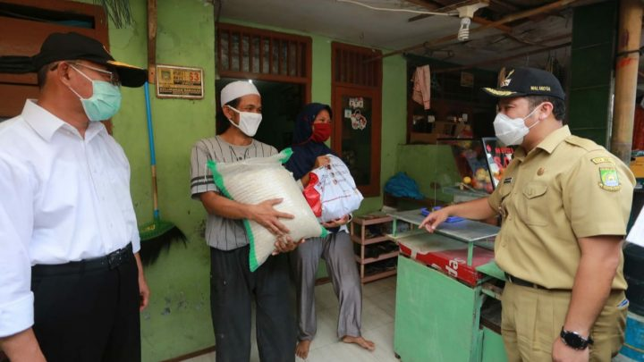 Menko PMK Apresiasi Aplikasi siData Pemkot Tangerang