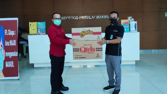 Indofood Fritolay Makmur Dukung Aksi Sosial PWI Tangerang