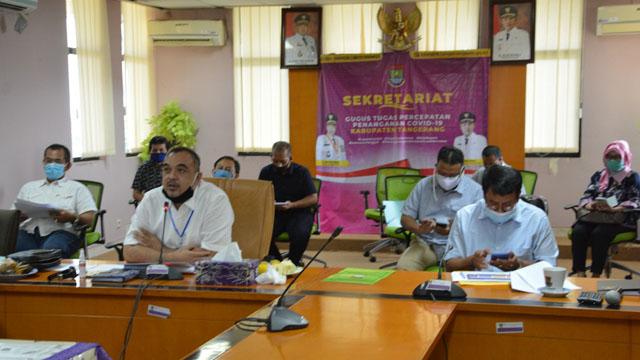 PSBB Kabupaten Tangerang Bakal Diperpanjang, Tempat Ibadah Segera Dibuka