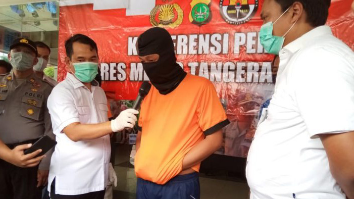 Sudah Untung Rp 20 Juta, Polisi Tangkap Penjual Daging Oplosan Sapi di Pasar Bengkok
