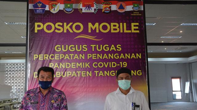 Penerima Bantuan Tunai di Kabupaten Tangerang Capai 172.945 Orang