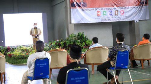 Bansos Pusat Untuk Kota Tangerang Langsung Didistribusikan