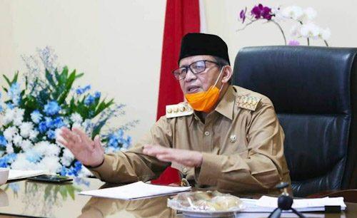 Gubernur Banten: Industri yang Tidak Tutup, Harus Laksanakan Protokol Kesehatan