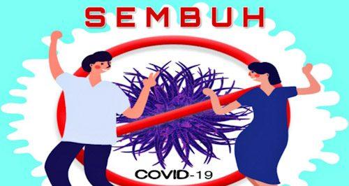 Pasien Covid-19 Sembuh Nasional Capai 2.607