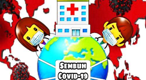 Pasien Sembuh Covid-19 Semakin Banyak, Positif Tambah 387