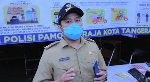Pemkot Tangerang Telah Verifikasi 165 Ribu Penerima Bansos