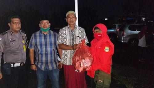 PMI Cilegon Salurkan Bantuan Korban Banjir dan Dirikan Dapur Umum
