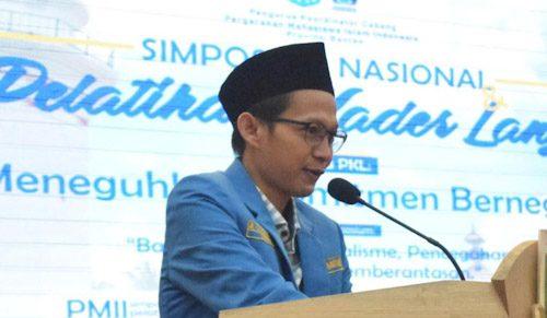 Sayangkan Keputusan Gubernur, PMII Banten Dalami Masalah Pemindahan RKUD