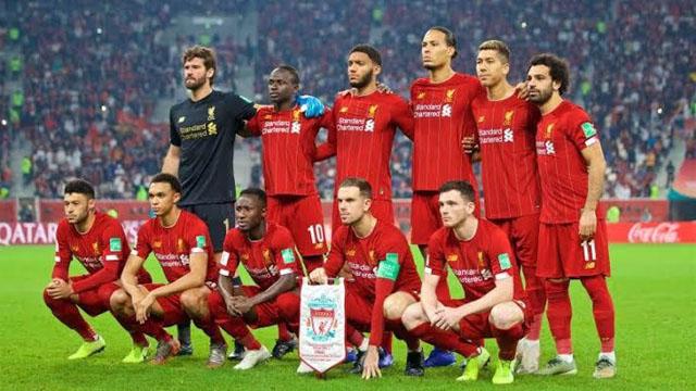 Fantastis, Liverpool Kampium Liga Inggris 2019-2020