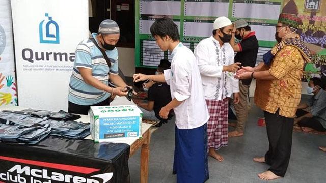 Good Karma Bantu 100 Masjid di Tangerang dan Jakarta