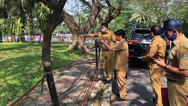 Pemkab Tangerang Bangun 1 Hektar Ruang Publik Multi Fungsi