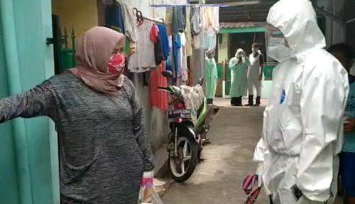 Pemkab Tangerang Rawat Warga Positif Covid-19 yang Tinggal di Kota Tangerang