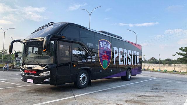 Bus Persita, Kendaraan Opersional Baru Persita Tangerang (4)