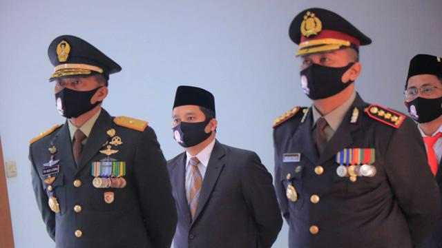 HUT Bhayangkara ke-74, Keamanan Kota Tangerang Makin Kondusif