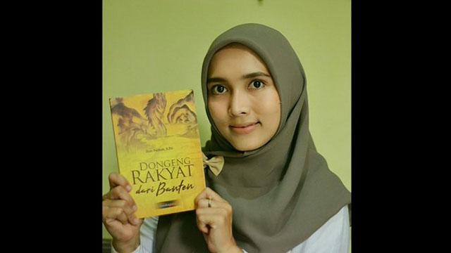 Jatuh Cinta pada Dongeng, Guru SDN TIGARAKSA 4 Buat Buku Dongeng Rakyat Banten