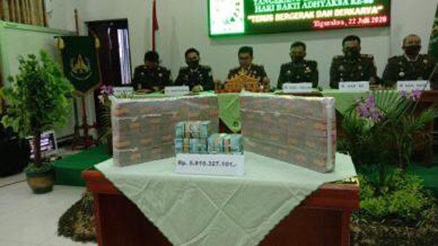 Kejari Kabupaten Tangerang Selamatkan Uang Negara Rp 5,8 Miliar
